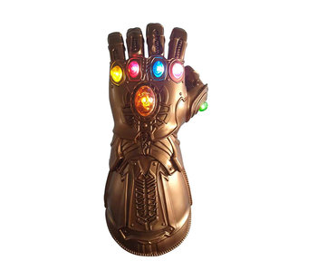 Thanos handschoen lichtgevend