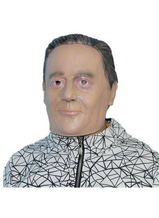 Man masker (grijs haar)