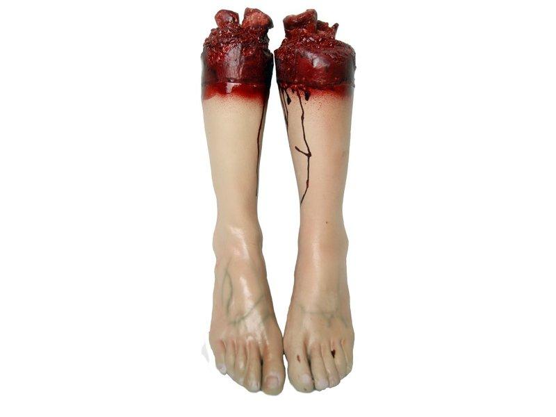 Leg props (chopped off, per pair) movie quality