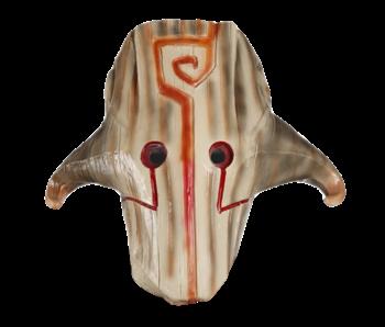 Yurnero the Juggernaut mask
