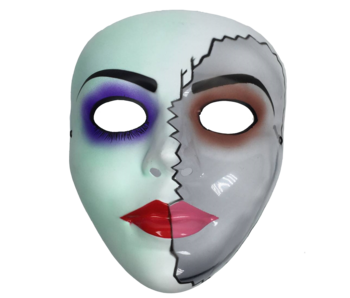 The Purge mask (Half face)