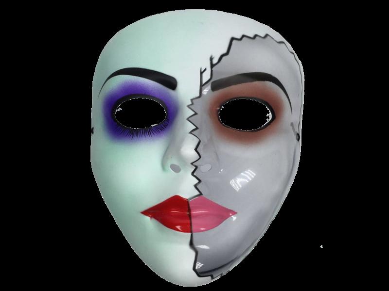 The Purge masker (Half Face)