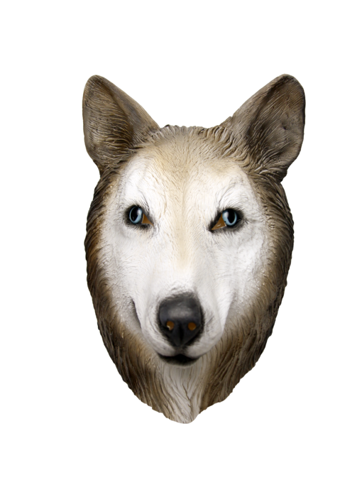 Wolf masker Deluxe