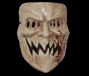 The Purge masker (Jaws)