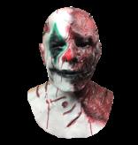 Horror clown mask 'Burny'