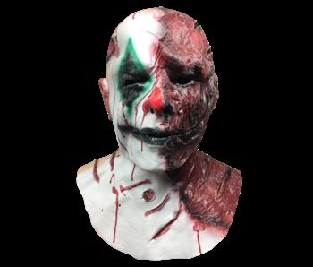 HorrorClown mask 'Burny'
