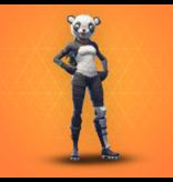 Fortnite mask P.A.N.D.A. Team leader
