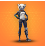 Fortnite masker P.A.N.D.A. Team leader