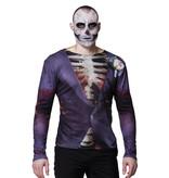 Fotorealistisch shirt Gory Groom M/L