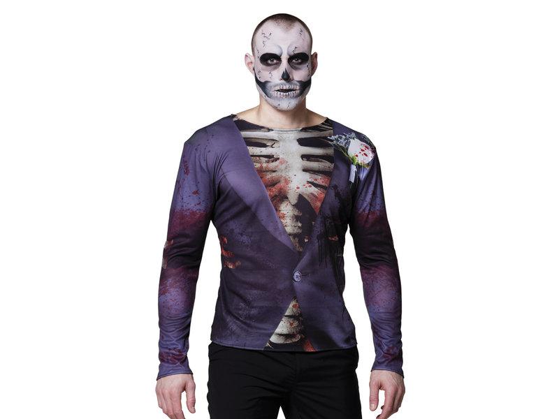 Photorealistic shirt Gory Groom M/L
