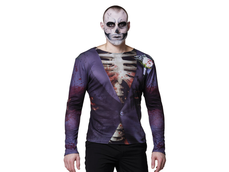 Photorealistic shirt Gory Groom (size: M/L)