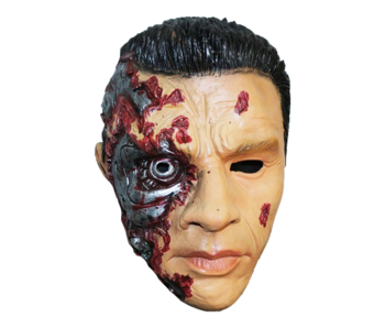 Terminator mask  (Arnold Schwarzenegger)