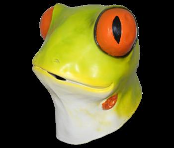 Frog mask (tree frog)