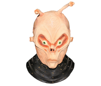 Alien masker 'Cartoon'