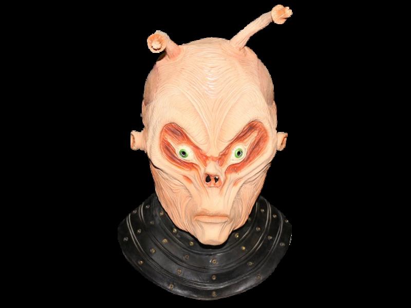 Alien masker 'Cartoon'