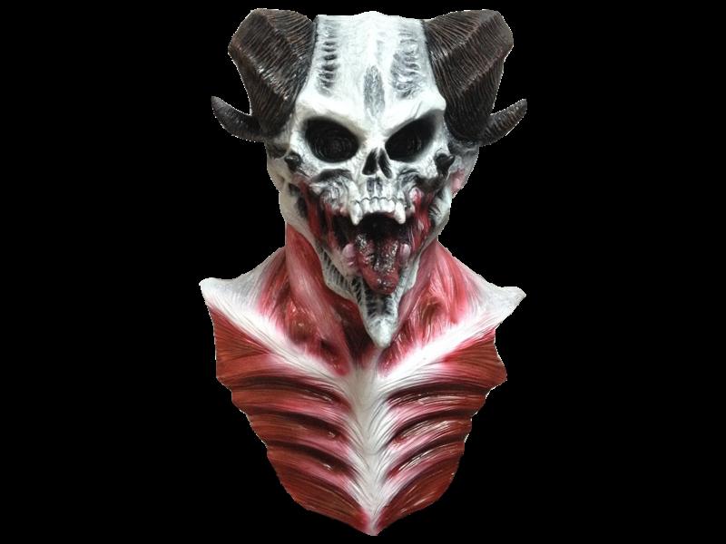 Horror masker 'Duivelsram'