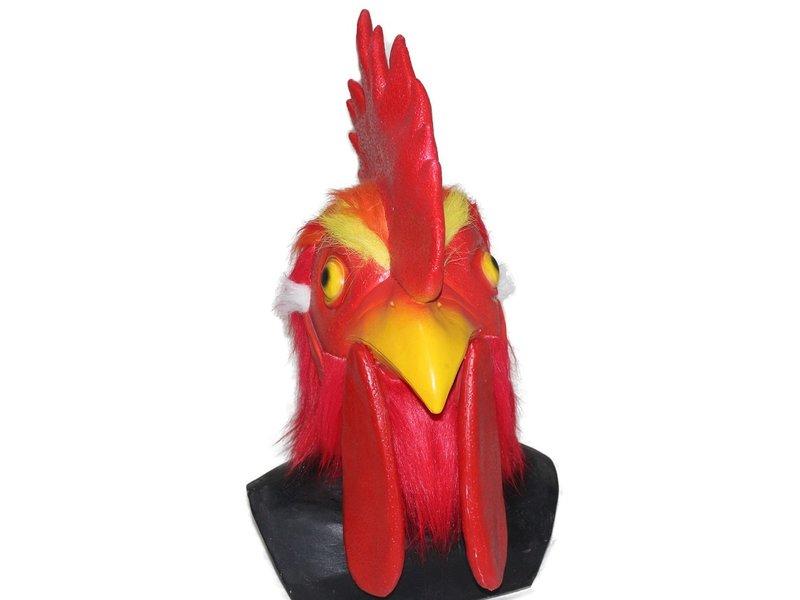 Kippenmasker Deluxe