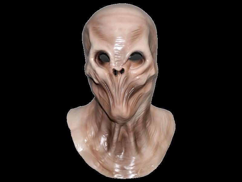 Alien masker 'Evil Invader'