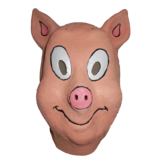 Pig mask Cartoon style