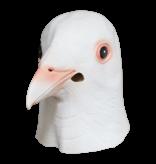 Pigeon mask white