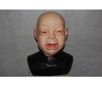 Baby mask 'Crying baby'