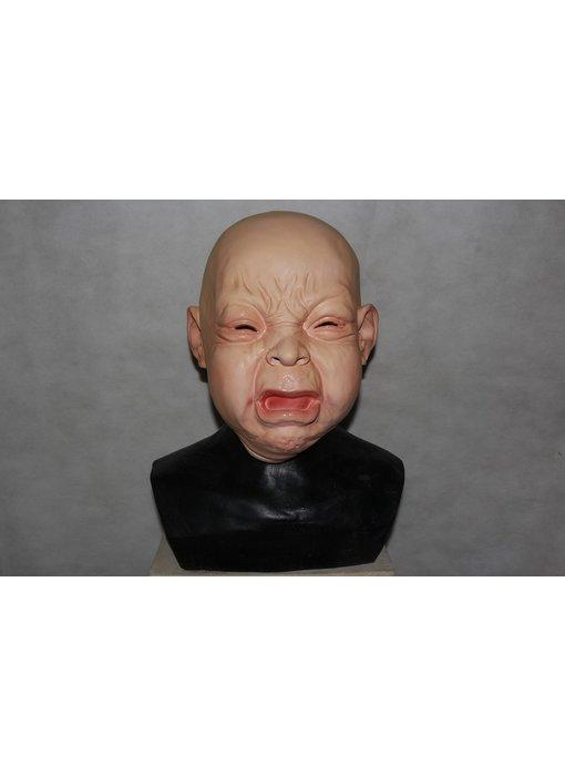Baby masker 'Huilende baby'