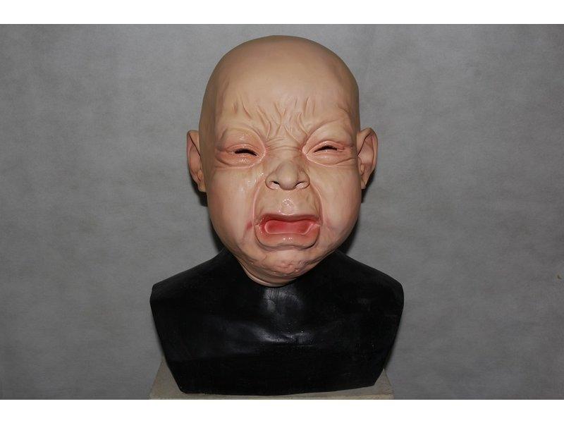 Baby masker'Huilende baby'