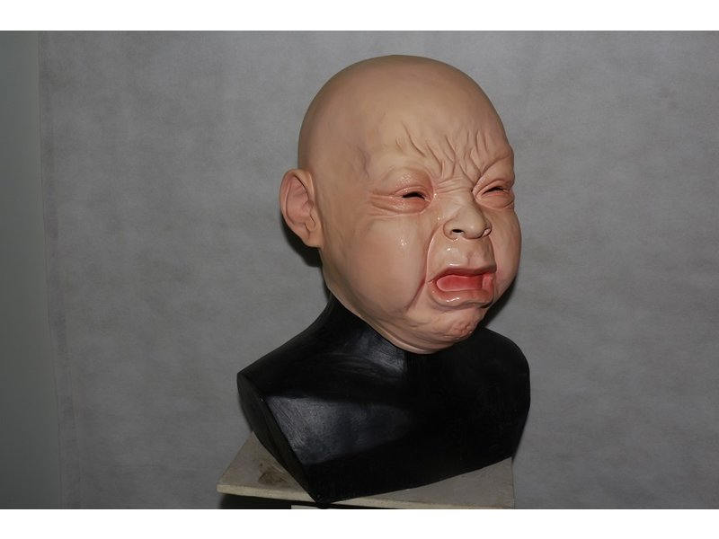 Baby mask 'Crying baby'