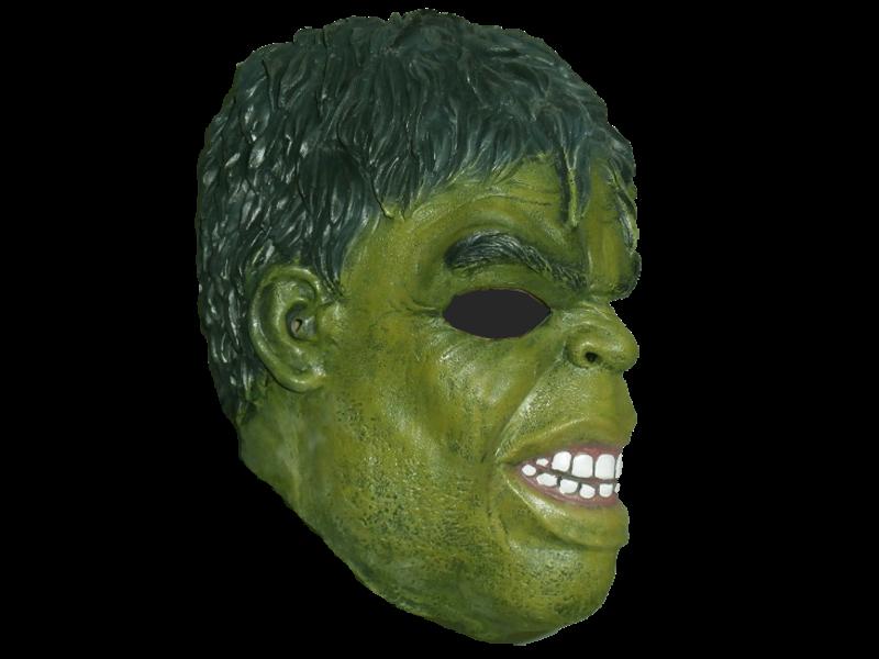 Hulk mask (Avengers)