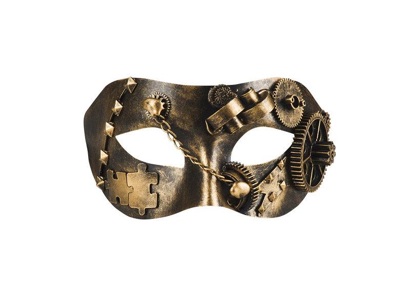 Steampunk masker