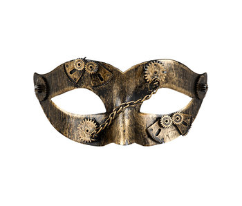 Steampunk mask (female)