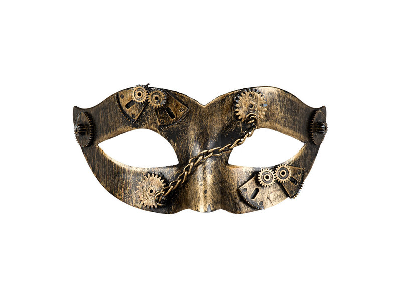 Steampunk masker  (vrouw)