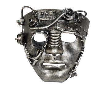Steampunk mask Full Face