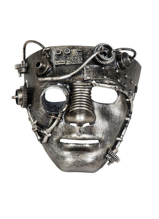 Steampunk masker Full Face