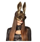 Steampunk  Bunny masker