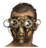 Steampunk  masker Skull face