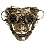 Steampunk mask 'Skull Face'