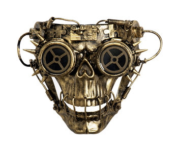 Steampunk mask 'Skull Face'