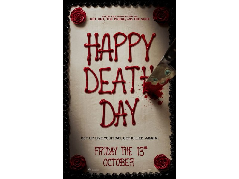 Happy Death Day mask