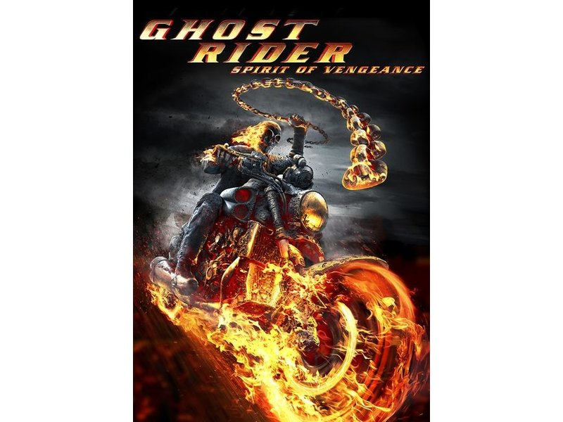 Ghost Rider mask
