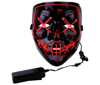 Purge LED mask red