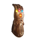 Thanos Gauntlet  with detachable glowing (led) infinity stones