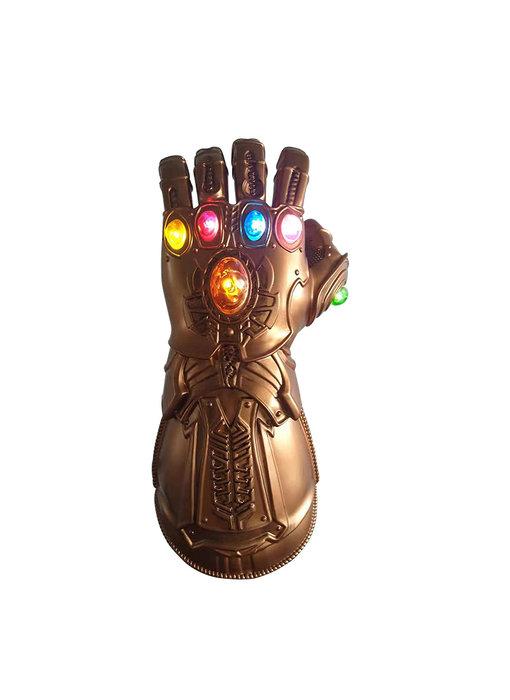 Thanos handschoen met afneembare infinity stones