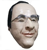 Man mask black hair (excl. glasses)