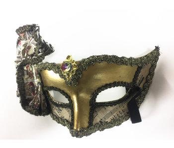 Venetiaans galamasker 'Teatrale'