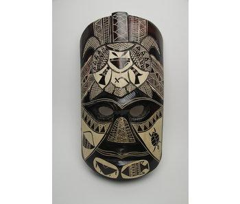 """Tiki mask (18"""" / 46 cm)"""