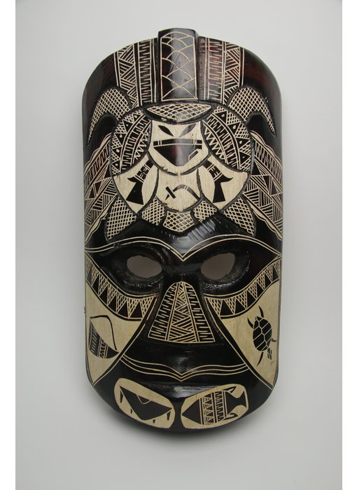 Tiki masker (46 cm)