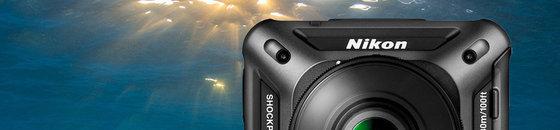 Nikon action cam accessoires