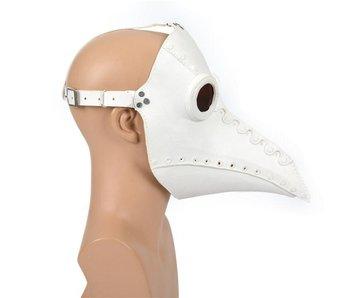 Pest masker (wit)
