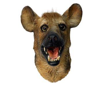 Hyena masker Deluxe